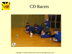 CD-racers-PowerPoint.ppt