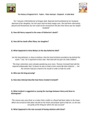 Tudors - Peter Ackroyd - Chp 8- A little neck - Supporting Worksheet