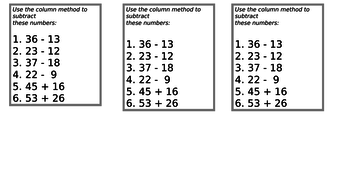 Column Addition Worksheets Grade For All Download And Share Free On furthermore  additionally vertical subtraction worksheets – devopstraining co also Subtraction Using Column Method   With Reasoning Activities by further 2 Digit Subtraction Worksheets besides 2 Digit Subtraction Worksheets moreover 2 Digit Addition Worksheets moreover Subtraction   Column Method  Follow the e    Teach My Kids besides Missing number problems column addition and subtraction  by together with  furthermore Addition And Subtraction Column Method Worksheets   Gooddealvn in addition Year 3 Subtracting 2 Digit Numbers From In A Column With Exchanging additionally Subtracting Money Worksheets UK Money likewise  besides Subtraction   Expanded Column Method 5   TMK Education further YEAR 3 COLUMN ADDITION by abegum5002   Teaching Resources   Tes. on subtraction using column method worksheet