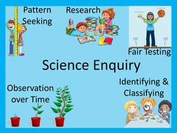 Image result for scientific enquiry ks1