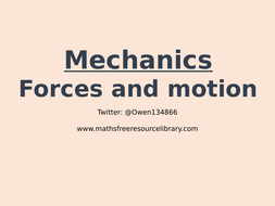 10)-M---Forces-and-motion.pptx