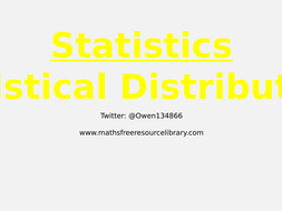 6)-S---Statistical-Distributions.pptx