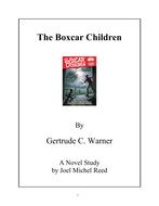 The Boxcar Children * (Reed Novel Studies)