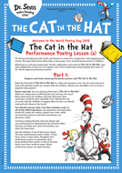 Dr. Seuss   The Cat in the Hat   World Poetry Day Resources