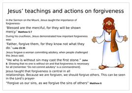 E: Crime & Punishment: (7/7) Forgiveness