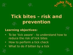 3_TickBiteRashes_TicksOnHumans_TickRemoval.pptx