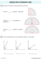 Year-5---WORKSHEETS---Angles-on-a-straight-line.pdf