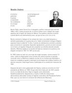 Benito Juárez Biografía - Biography of Benito Juarez