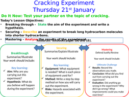 cracking-experiment-year-10.pptx