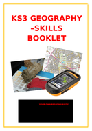 Geographical skills revision booklet -KS3 and KS4