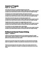 aqa english lit b   x essay questions by ellemartins  teaching  assessment