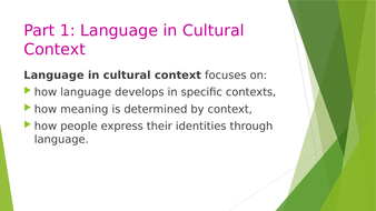 Lesson 3 - Language and Community/Social Relations.pptx