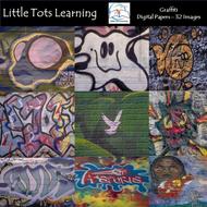 Graffiti digital papers graffiti backgrounds commercial use graffiti digital papers graffiti backgrounds commercial use pack 2 voltagebd Image collections