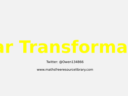 7)-Linear-Transformations.pptx