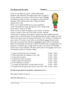 Spanish Subjunctive Reading: Desires of Others - Los deseos de los otros Lectura