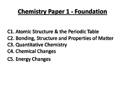 Revision Papers Pdf Chemistry