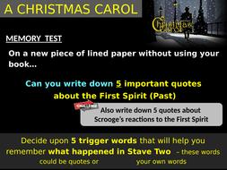 a christmas memory test