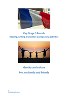 Key-Stage-3-French---Me--my-family-and-friends.docx