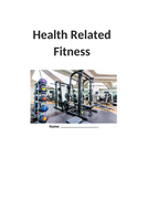 Health Related Fitness Booklet