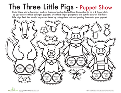 Three little pigs- year 1 talk for writing T4W literacy