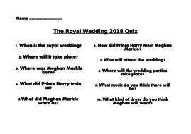 May assembly lesson pack 2018 star wars day ve day the royal royal wedding 2018 quizcx junglespirit Choice Image