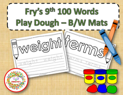 Fry-9th-Word-Mats-BW-Etsy.pdf