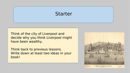 19th Century Liverpool