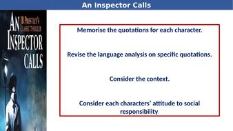 An Inspector Calls power revision_Sheila_Arthur_responsibility