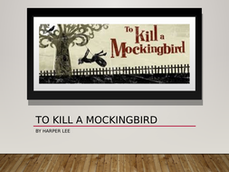 how to kill a mockingbird theme