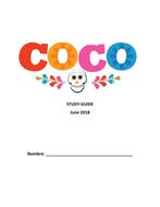 Coco Study Guide