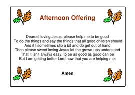 5 prayers for my class