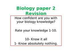 Biology-paper-2-Revision.pptx