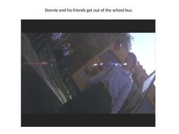 Donnie Darko By Vixc  Teaching Resources  Tes  Donniedarkopptx