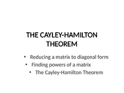 Matrices_Lesson_5-Cayley-hamilton-Theorem.pptx