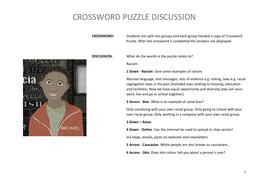 RACISMcrosswordDISCUSSION.pdf