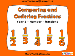 Comparing-and-Ordering-Fractions---Year-3.ppt