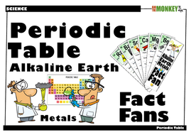 Periodic table alkaline earth metals fact fan by bunyipblues alkaline earth metals fact fanpdf close periodic table urtaz Gallery