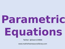 8)-Parametric-Equations.pptx