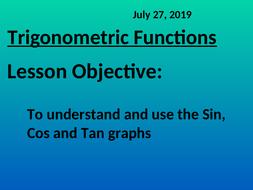 Trigonometric-functions---Chapter-10---International-Baccalaureate---Standard-Level.ppt