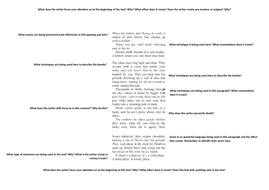 AQA GCSE English Language Paper 1 Exams