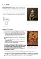 artist-QUOTES of & about EL GRECO + art-images of his paintings - in PDF.pdf