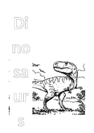Dinosaur-title-page.docx