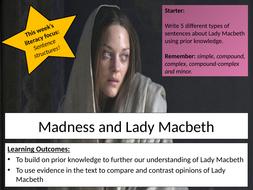 lady macbeth madness