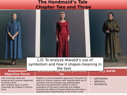 The Handmaid's Tale: Chapter Two and Three