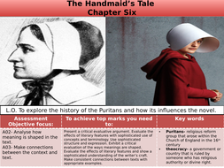 The Handmaid's Tale: Chapter Six