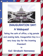 Inauguration Day! A History(Webquest)