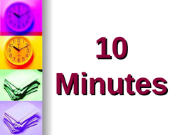 Activity Countdown Timer by joyce-b - Teaching Resources - Tes