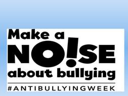 Anti-Bullying Presentation