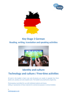 Key-Stage-3-German---Free-time-activities.docx