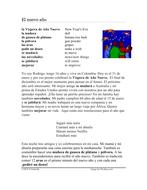 El año nuevo Lectura: New Year's Eve Spanish Reading (future tense)